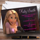 Tangled Customised Children's Party Invitations