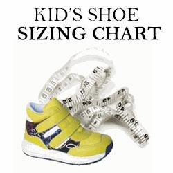 Boy's Shoe Size Chart   Girl's Shoe Size Chart   Toddler Shoe Size Chart, Guide