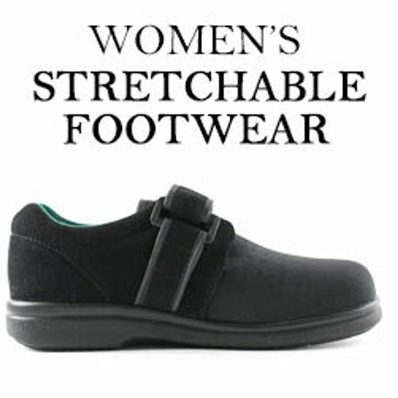Stretchy Shoes For Women | Stretchable Shoes