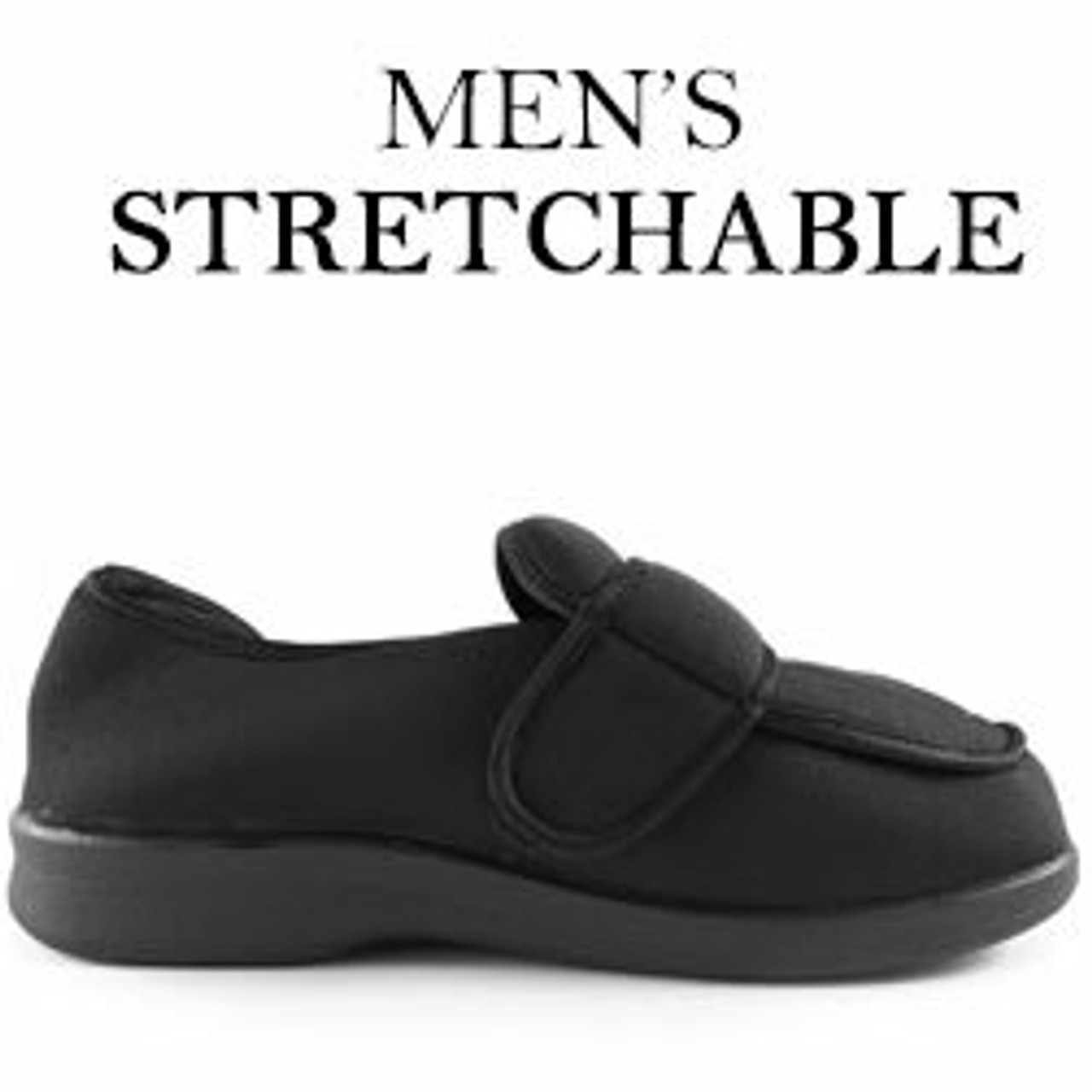 Stretchable Shoes For Men   Mens Stretch Fit Shoes