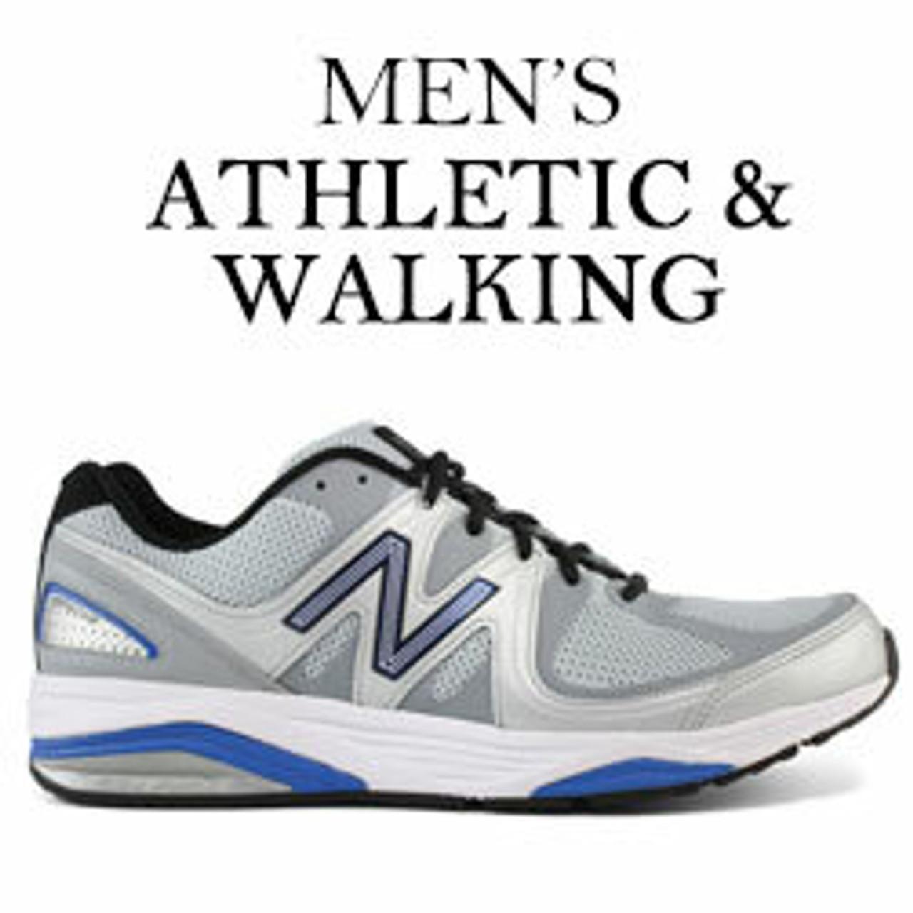 Mens Orthopedic Walking Shoes   Athletic Shoes