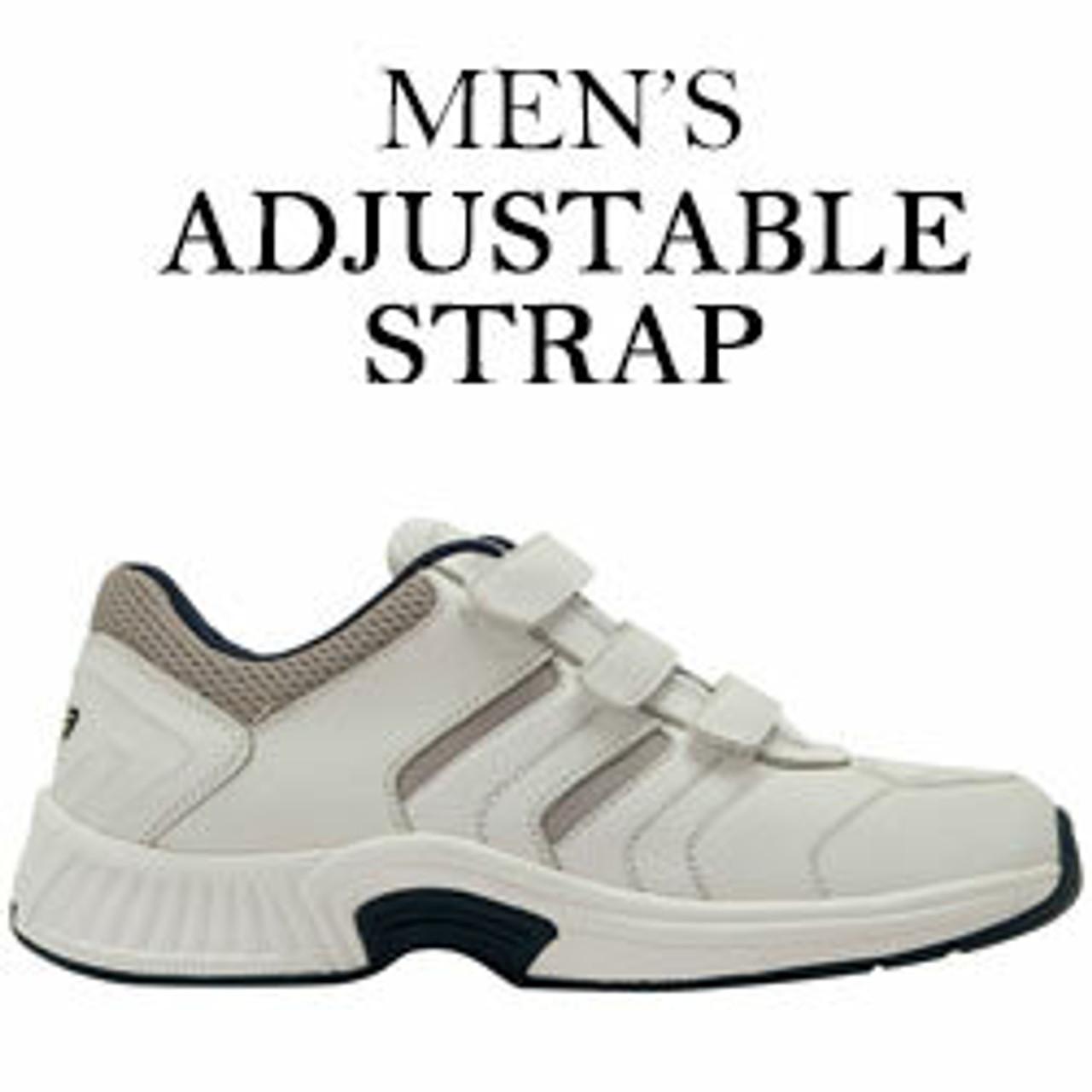Men's Adjustable Strap Shoes