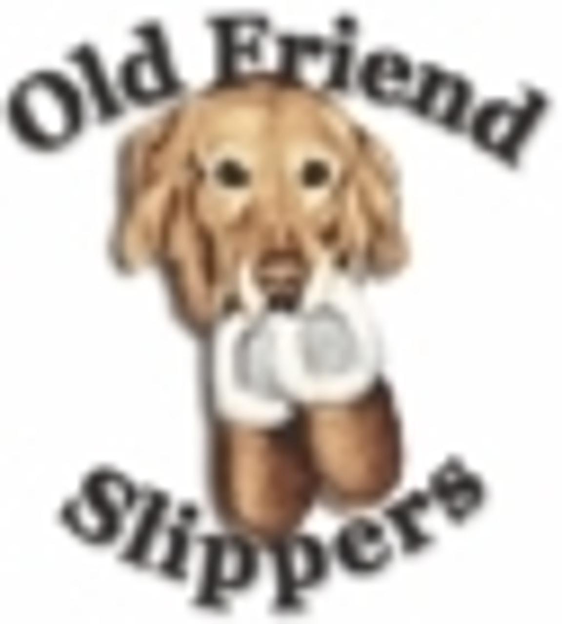 Old Friend Slippers | Old Friend Footwear