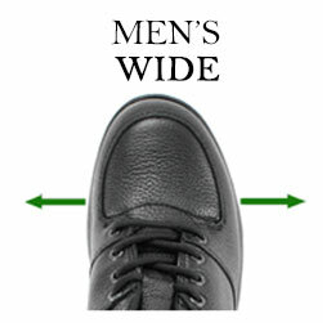 Wide Shoes For Men | Extra Wide Shoes For Men