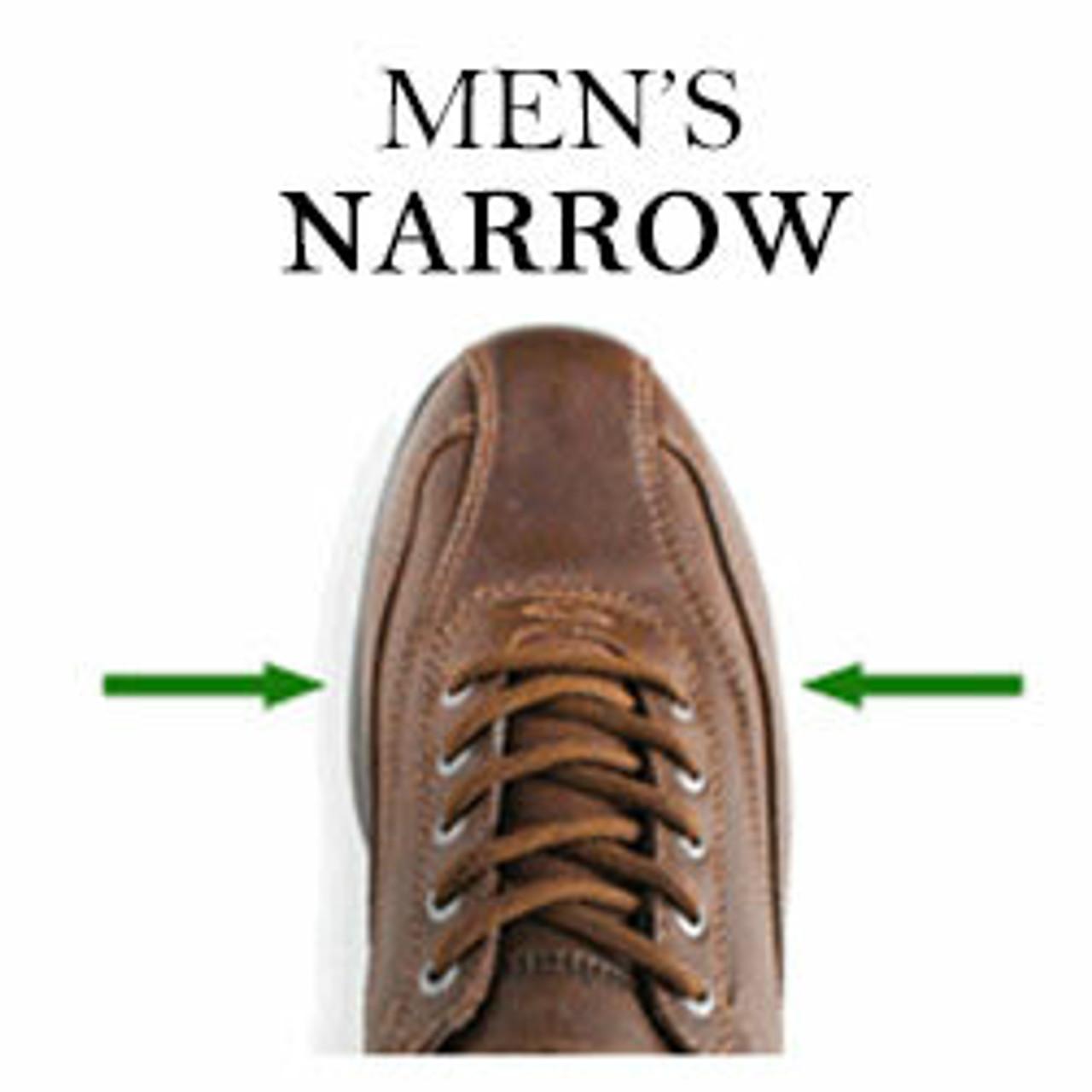 Mens Narrow Shoes   Extra Narrow Shoes For Men