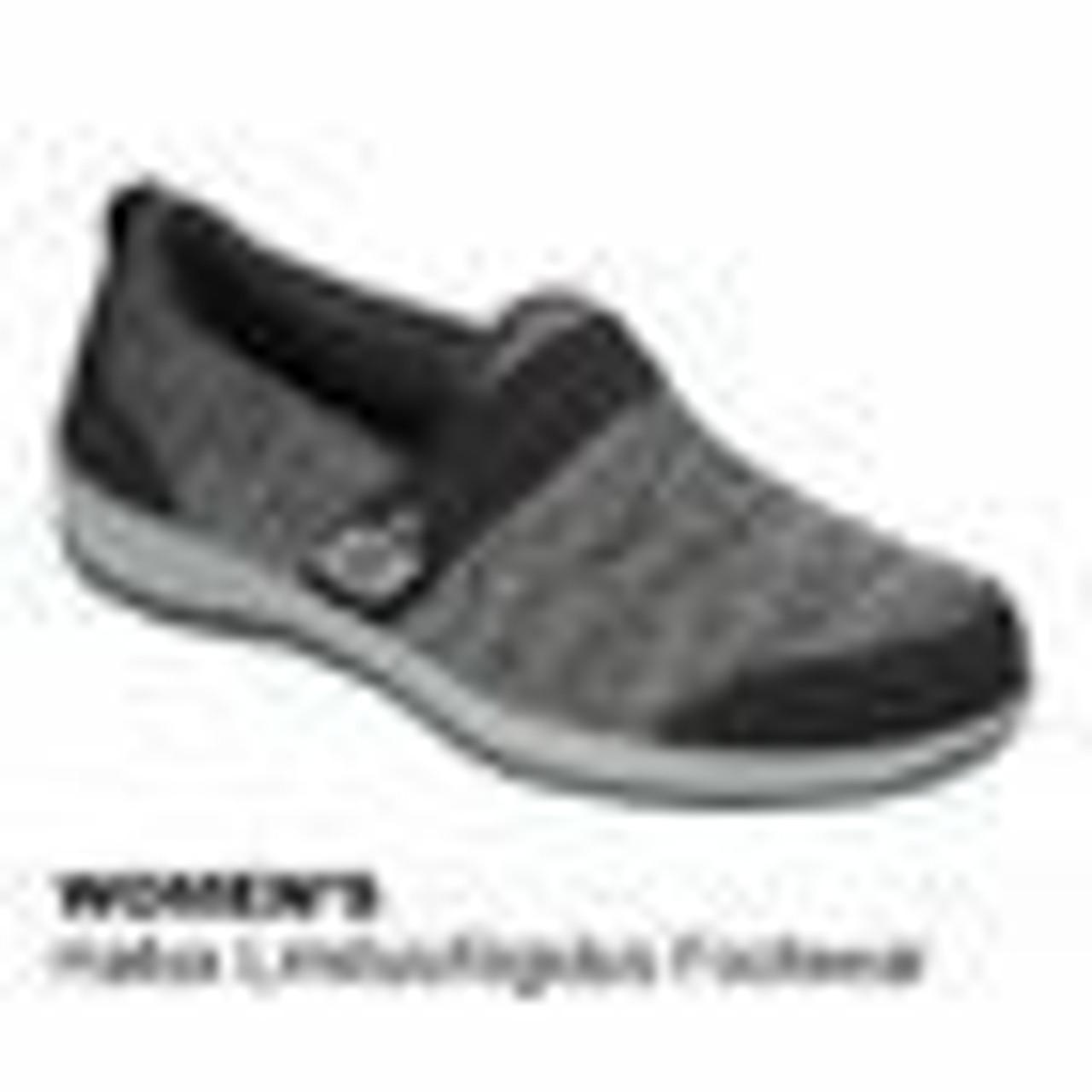 Womens Hallux Limitus and Hallux Rigidus Shoes