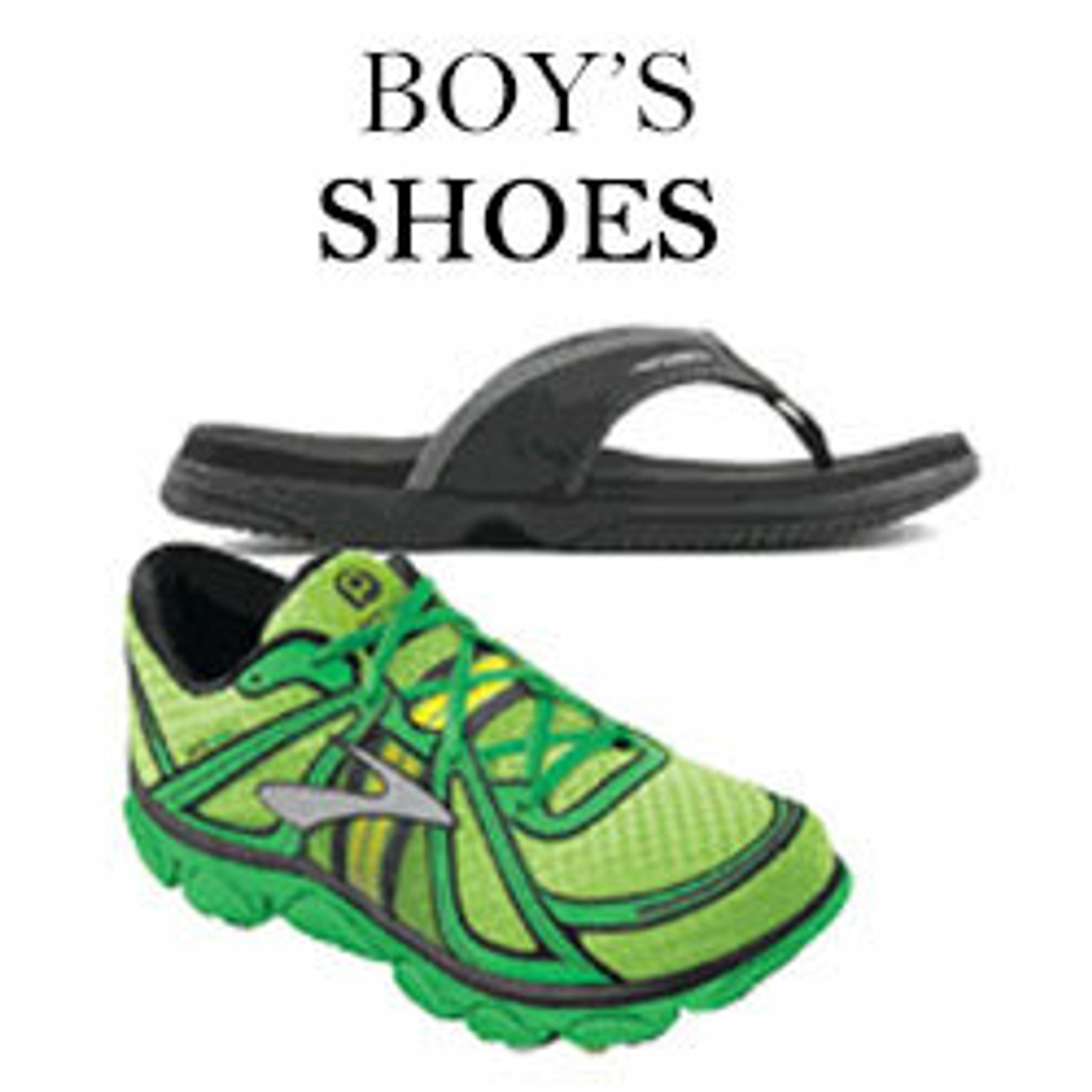 Orthopedic Shoes For Boys