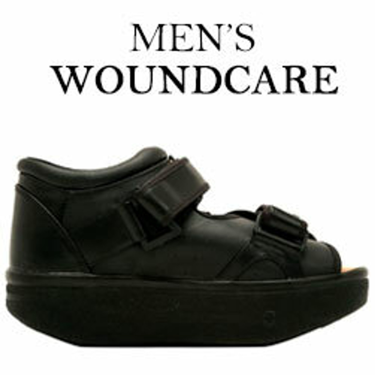 Mens Shoes For Wound Care   Diabetic Wound Care