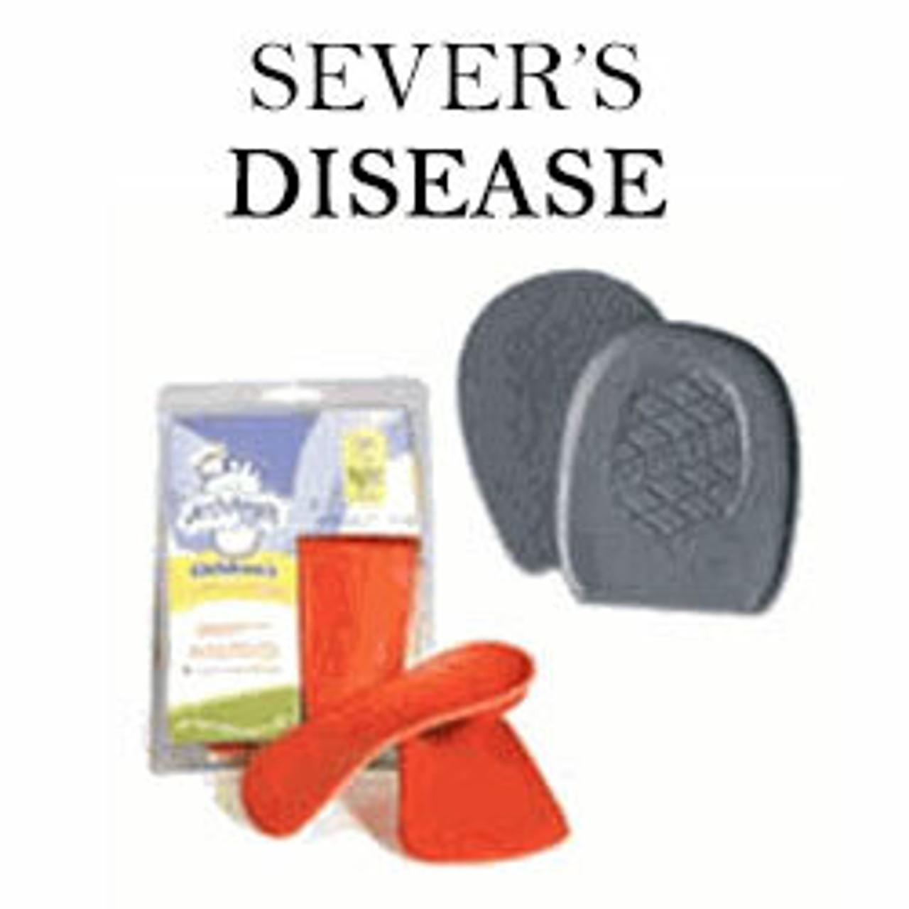 Severs Disease Footwear & Footcare