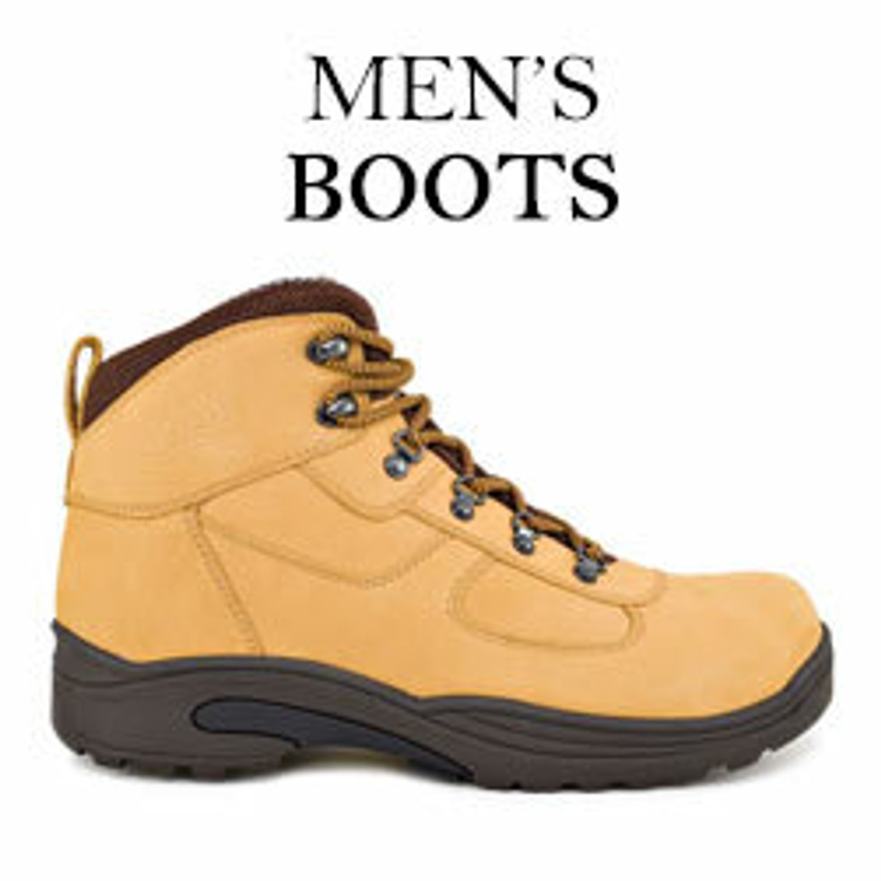 Orthopedic Boots For Men| Diabetic Boots