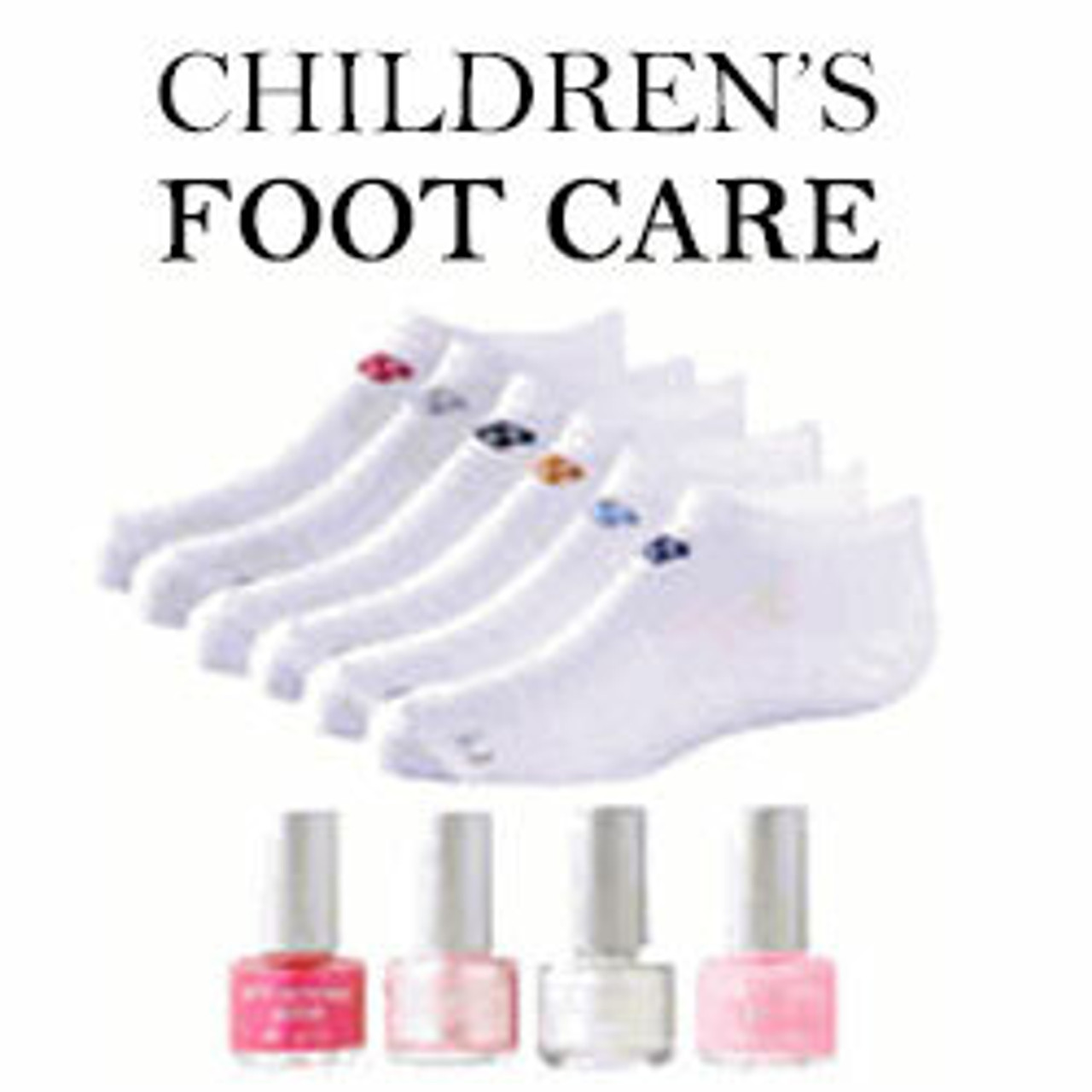 Children's Arch Support & Foot Care