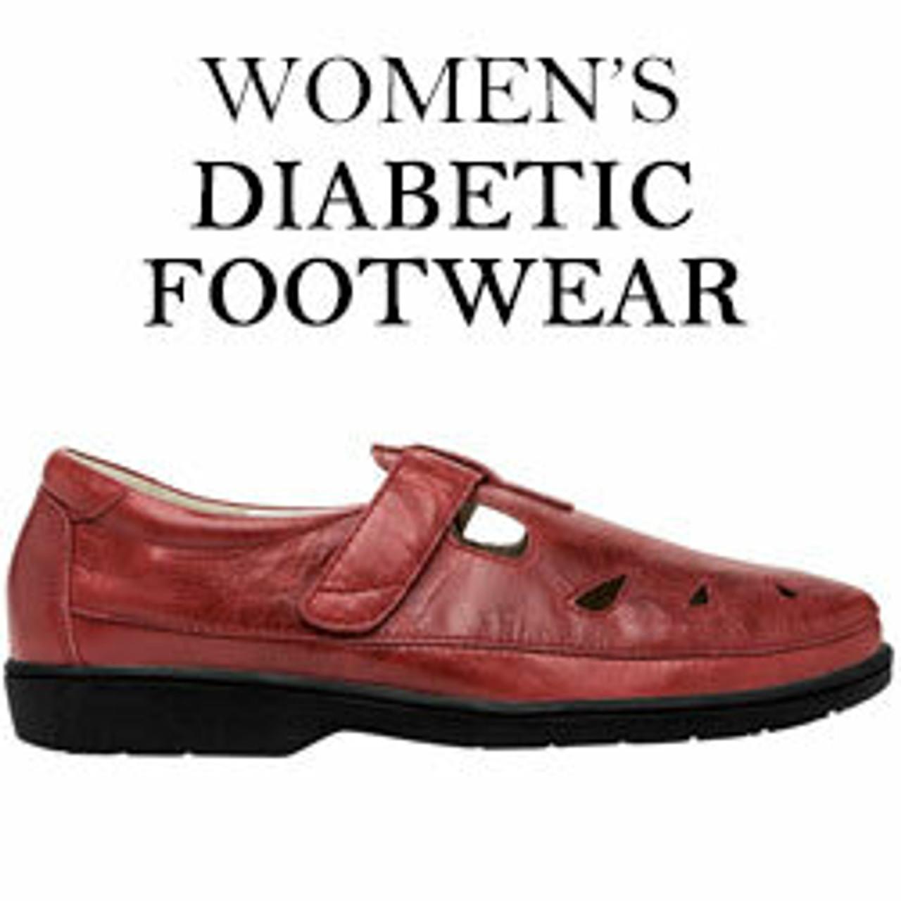 Diabetic Shoes For Women | Womens Diabetic Shoes