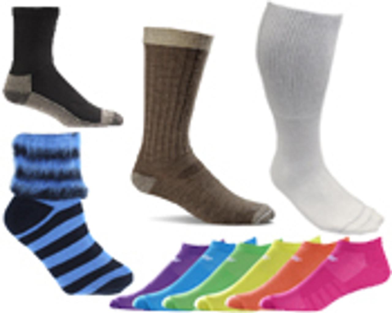 Orthopedic Socks | Socks For Wide Feet