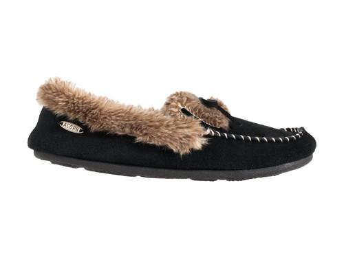 Acorn Cozy Fur Moc - Women's Slipper