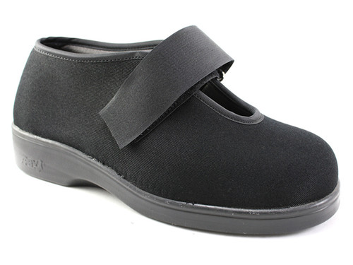 Apex Ambulator Stretchable - Men's Single Strap Shoe (Pair)