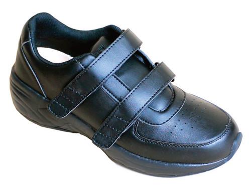 Apis 4404 - Men's Slip Resistant Strap Shoe