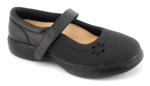Apis 9205L - Women's Stretch Mary Jane Shoe