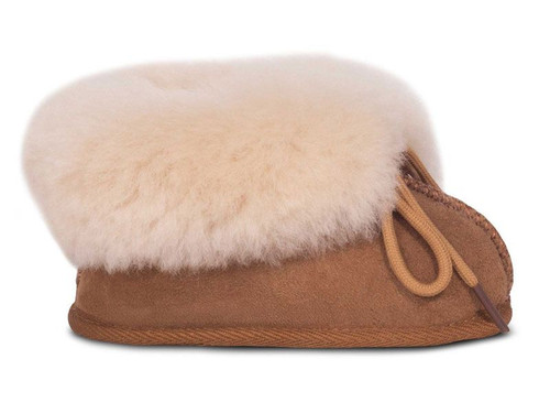 Cloud Nine Sheepskin Baby Booties - Children's Shoe