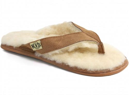 Cloud Nine Sheepskin Flip Flop 2 - Women's Sandal