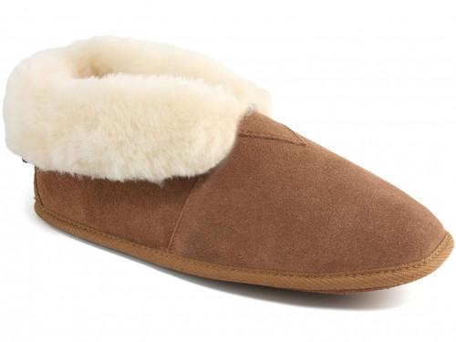 Cloud Nine Sheepskin Soft Sole Booties - Women's Slippers