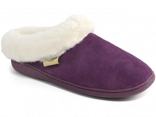Cloud Nine Sheepskin Sunrise Scuff - Women's Slippers