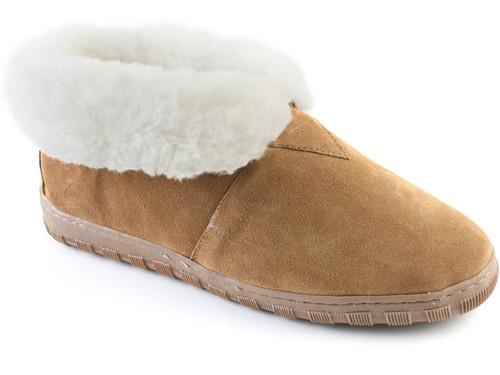 Cloud Nine Sheepskin Bootie - Women's Slipper