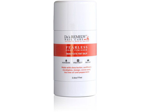 Dr.'s Remedy FEARLESS Foot Finisher - Foot Balm