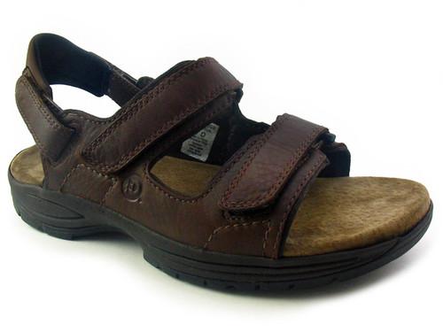 Dunham St. Johnsbury - Men's Leather Sandal