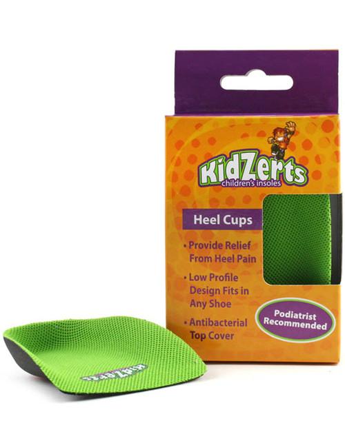 KidZerts Heel Cups - Children's Insoles
