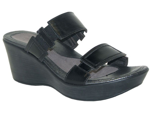 Naot Treasure - Women's Wedge Sandal