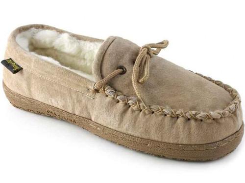 Old Friend Loafer Moc - Women's Sheepskin Slippers