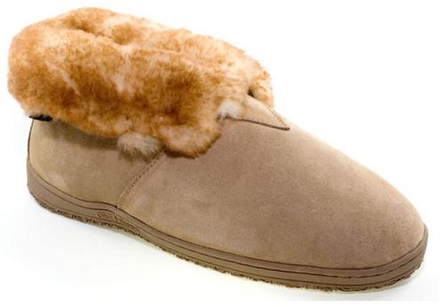 Old Friend Bootee - Men's Sheepskin Slipper