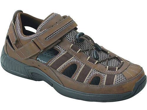 Orthofeet Clearwater - Men's Adjustable Sandal