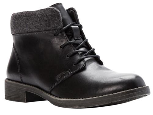 Propet Tatum Lace Bootie - Women's Leather Bootie