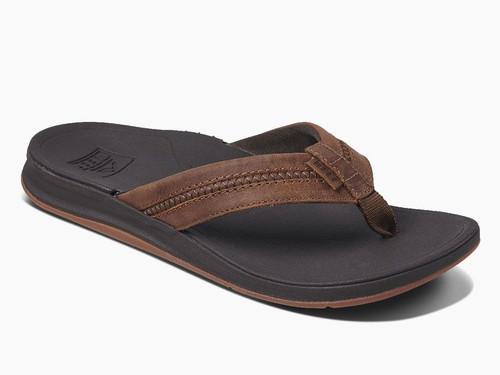 Reef Leather Ortho Coast - Men's Sandal