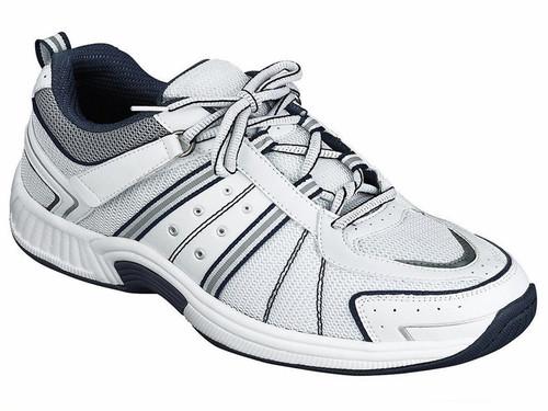 Orthofeet Monterey Bay - Men's Adjustable Strap Shoe