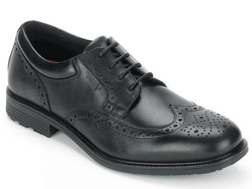 Rockport Esntial Dtl Wp Wing - Men's Dress Shoe