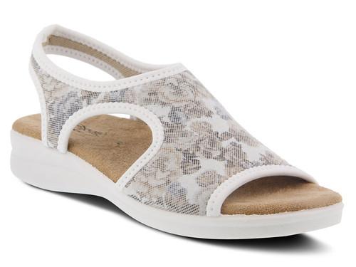Flexus by Spring Step Nyaman-Rose - Women's Sandal