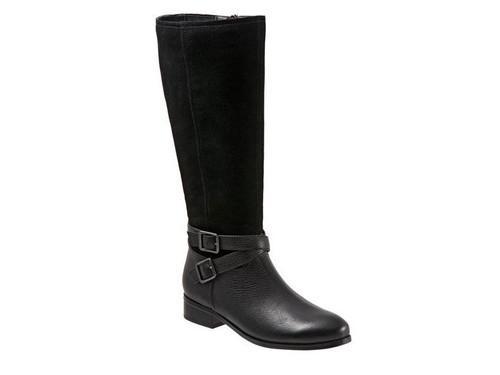 Trotters Larkin Wide Calf - Women's Boot