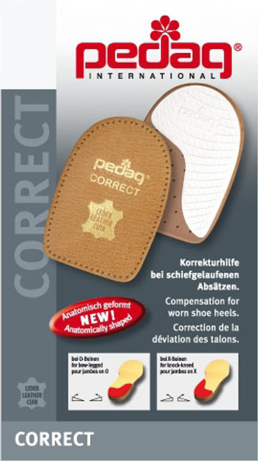 Pedag Correct - Shoe Inserts for Supination