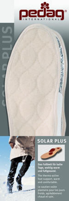 Pedag Viva Winter - Arch Support Insole for Cold Feet