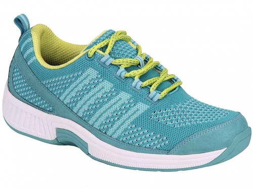 Orthofeet Coral - Women's Athletic Shoe