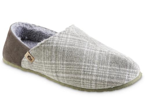 Acorn Parker Plaid - grey plaid