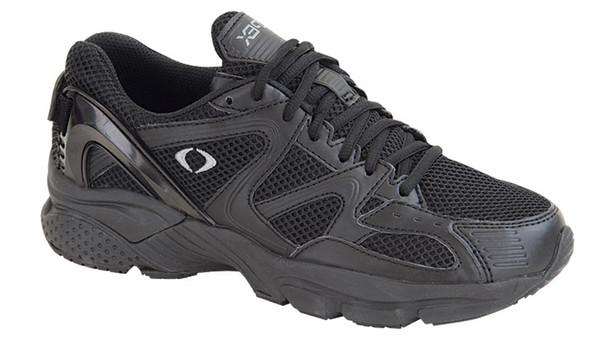Apex Boss Runner - Men's Adjustable Heel Strap Shoe