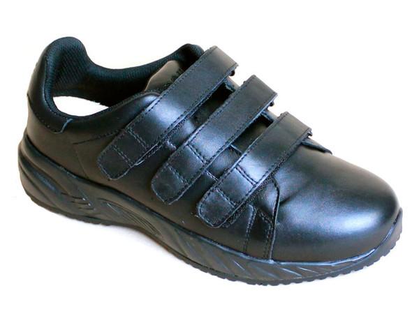 Apis 3402 - Women's Slip Resistant Strap Shoe