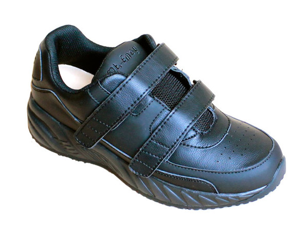 Apis 3404 - Women's Slip Resistant Strap Shoe