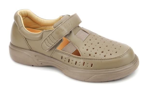 Apis 9212 - Women's Adjustable Strap Sandal
