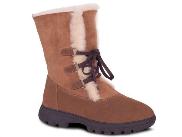 Cloud Nine Sheepskin Rosalita - Women's Comfort Boot