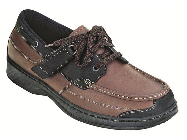 Orthofeet Baton Rouge - Men's Boat Shoe