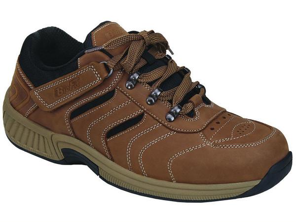 Orthofeet Shreveport - Men's Tie-Less Hiking Shoe